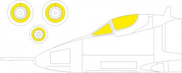 A-4B Skyhawk [Hobby 2000] · EDU CX602 ·  Eduard · 1:72