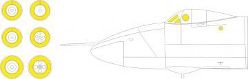 Vulcan B.2 [Airfix] · EDU CX604 ·  Eduard · 1:72
