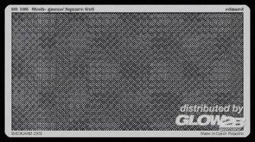 Gitter/Mesh, Gauze/Square 6x6 · EDU E00106 ·  Eduard