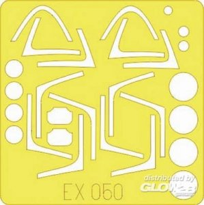 JAS-39 Gripen · EDU EEX48050 ·  Eduard · 1:48