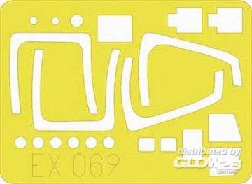 RA-5C Vigilante · EDU EX069 ·  Eduard · 1:48