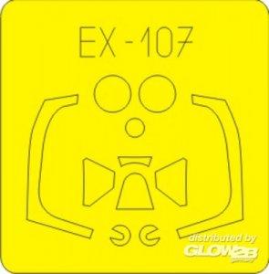 Supermarine Spitfire Mk.XVI · EDU EX107 ·  Eduard · 1:48