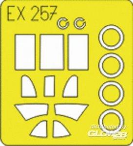 LaGG-3 [ICM] · EDU EX257 ·  Eduard · 1:48