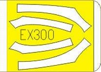 F-22 [Hasegawa] · EDU EX300 ·  Eduard · 1:48