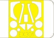 Ta 152C for Dragon · EDU EX301 ·  Eduard · 1:48
