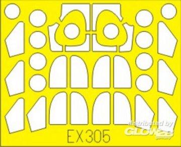 PC-6/AU-23A [Roden] · EDU EX305 ·  Eduard · 1:48