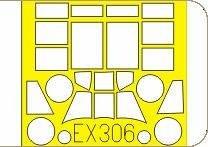 Hs 126 [ICM] · EDU EX306 ·  Eduard · 1:48