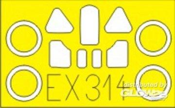 MC 200 [Italeri] · EDU EX314 ·  Eduard · 1:48
