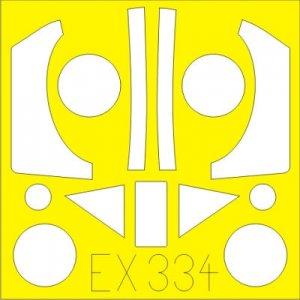 Ta 152H [HobbyBoss] · EDU EX334 ·  Eduard · 1:48