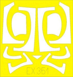A-6E [Kinetic] · EDU EX351 ·  Eduard · 1:48