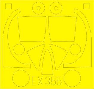 T-28B [Roden] · EDU EX355 ·  Eduard · 1:48