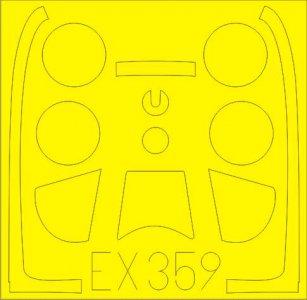 P-51D for Hobby Boss · EDU EX359 ·  Eduard · 1:48