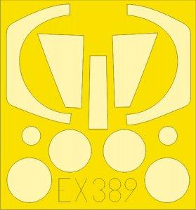 Nesher/Dagger [Italeri] · EDU EX389 ·  Eduard · 1:48