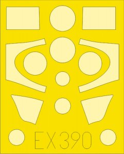 Spitfire PR.XIX [Airfix] · EDU EX390 ·  Eduard · 1:48