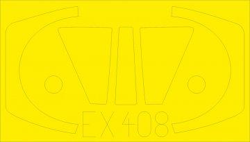 IAI Kfir C2/C7 [AMK] · EDU EX408 ·  Eduard · 1:48