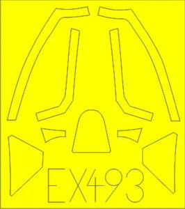Spitfire Mk,XVI Bubbletop - Weekend Edition [Eduard] · EDU EX493 ·  Eduard · 1:48