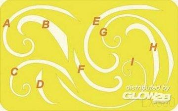 Spinner Spiralen · EDU EX500 ·  Eduard · 1:48