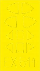 E8N1 Dave [Hasegawa] · EDU EX514 ·  Eduard · 1:48