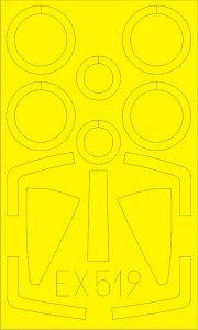 Super Etendard [Kinetic] · EDU EX519 ·  Eduard · 1:48