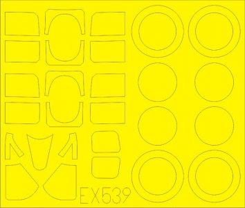 F6F-5/N [Eduard] · EDU EX539 ·  Eduard · 1:48