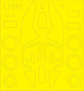 Sukhoi Su-17 M3/M4 [Kitty Hawk] · EDU EX551 ·  Eduard · 1:48