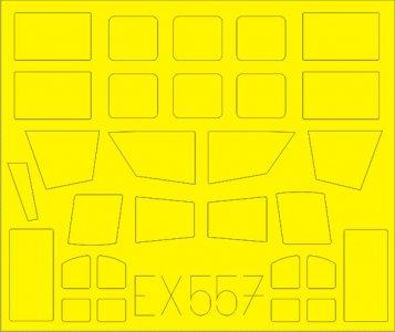 Walrus Mk.I [Airfix] · EDU EX557 ·  Eduard · 1:48