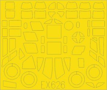 Bistol Blenheim Mk.IF [Airfix] · EDU EX626 ·  Eduard · 1:48