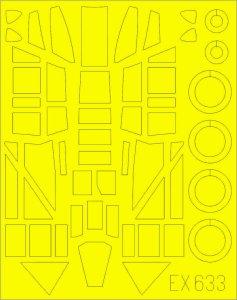 Fairey Albacore [Trumpeter] · EDU EX633 ·  Eduard · 1:48