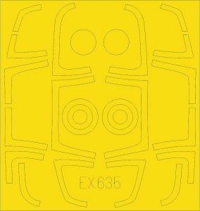 F-15C MSIP II TFace [Great Wall Hobby] · EDU EX635 ·  Eduard · 1:48