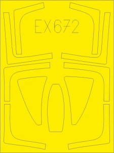 F-14D Tomcat [AMK] · EDU EX672 ·  Eduard · 1:48