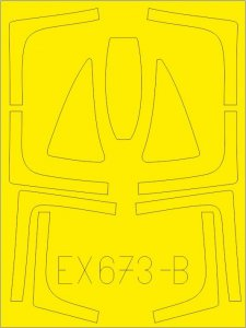 F-14D Tomcat - TFace [AMK] · EDU EX673 ·  Eduard · 1:48