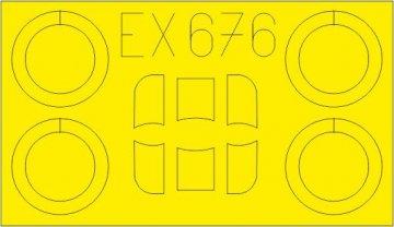 Arado Ar 68E [Roden] · EDU EX676 ·  Eduard · 1:48