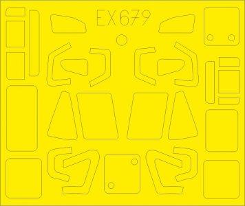 W-3A Sokol [Answer] · EDU EX679 ·  Eduard · 1:48