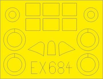 Re.2005 [Sword] · EDU EX684 ·  Eduard · 1:48