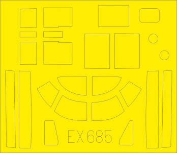 A-26B Invader [ICM] · EDU EX685 ·  Eduard · 1:48