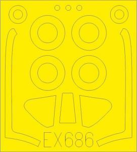 P-51H [Modelsvit] · EDU EX686 ·  Eduard · 1:48