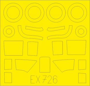 Beaufighter Mk.IF [Revell] · EDU EX726 ·  Eduard · 1:48