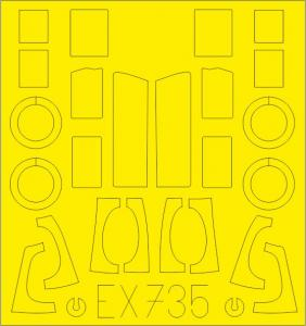 Proctor Mk.I [Dora Wings] · EDU EX735 ·  Eduard · 1:48