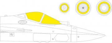 Sukhoi Su-57 - TFace [Zvezda] · EDU EX758 ·  Eduard · 1:48