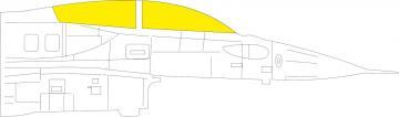 F-16I SUFA [Kinetic] · EDU EX761 ·  Eduard · 1:48