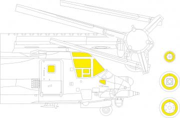 MV-22 Osprey - TFace [HobbyBoss] · EDU EX774 ·  Eduard · 1:48