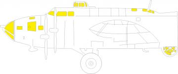 Boeing B-17F Flying Fortress - TFace [HKM] · EDU EX778 ·  Eduard · 1:48