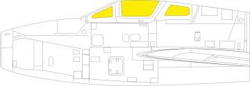 F-84F Thunderstreak [Kinetic Models] · EDU EX790 ·  Eduard · 1:48