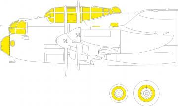Lancaster B Mk.I - TFace [HKM] · EDU EX793 ·  Eduard · 1:48