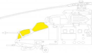 Mi-24P [Zvezda] · EDU EX798 ·  Eduard · 1:48
