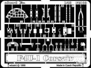 F4U-1 Corsair · EDU FE103 ·  Eduard · 1:48