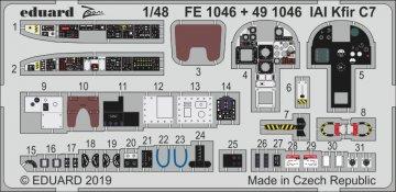 IAI Kfir C7 [AMK] · EDU FE1046 ·  Eduard · 1:48