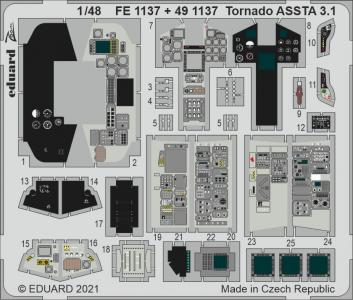 Tornado ASSTA 3.1 [Eduard] · EDU FE1137 ·  Eduard · 1:48
