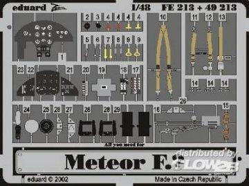 Meteor F.3 · EDU FE213 ·  Eduard · 1:48