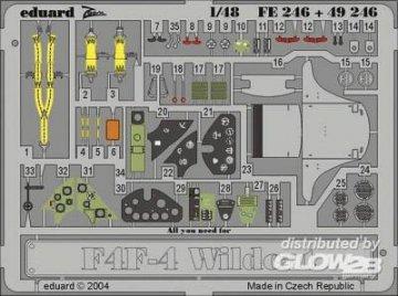 F4F-4 Wildcat · EDU FE246 ·  Eduard · 1:48